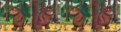 Gruffalo Book Cover Front Covers of 39 The Gruffalo