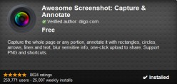 How To Take a Screenshot in Google Chrome - Awesome Screenshot App Review