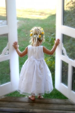 Children In Your Wedding Party: Flower Girls And Ring Bearers
