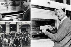 John Shepherd-Barron, Worlds First ATM & The First Transaction, 1967