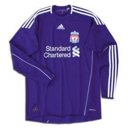 Liverpool Goalkeeper - Away Jersey For 2010-2011