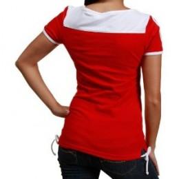 Liverpool 10/11 Culture Women's Soccer T-Shirt - Back