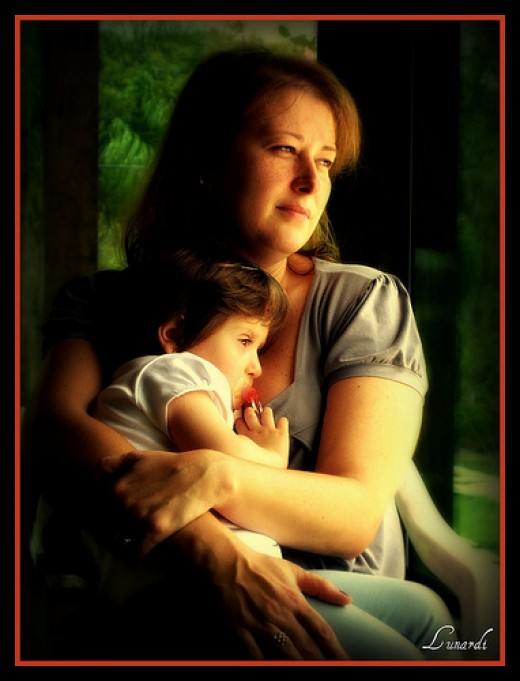Mother, Is The Most Important Person In My world