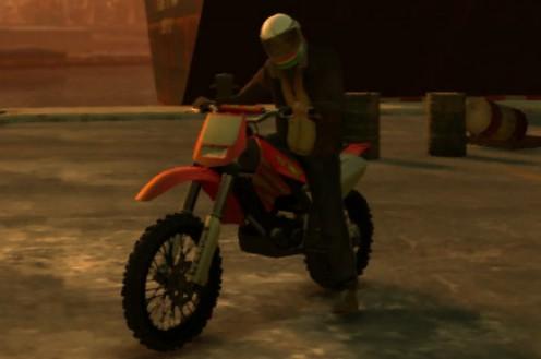 GTA 4 Sanchez