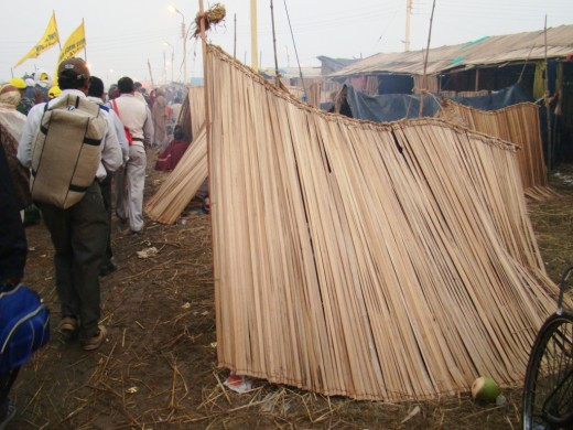 HOGLA tent