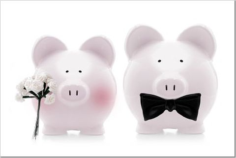 Don't break the bank with a wedding you can't afford!