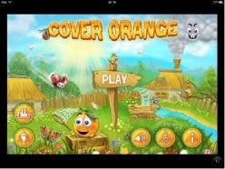 Cover Orange Game App For iPhone - Tips, Hints, Level Walkthroughs