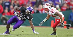WR Jimmy Young (TCU)