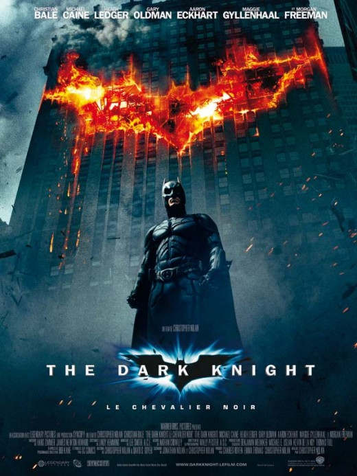 The Dark Knight is the highest grossing batman movie ever.