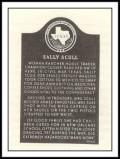 Old West Legend of Sally Skull