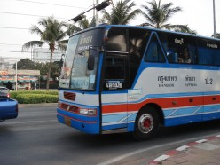 Pattaya To Bang Saen By Bus