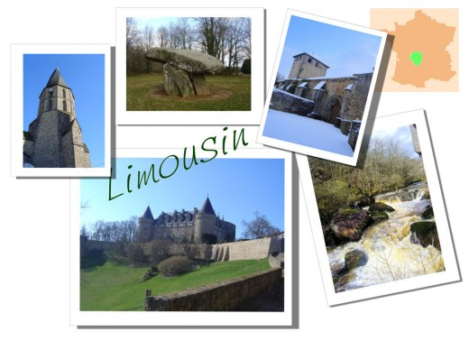 Limousin is lovely all the year around and there is so much to see and do