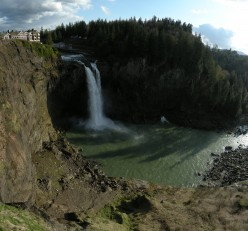 Hiking Through Snoqualmie Falls Washington
