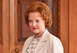 Miranda Richardson as Barbara Castle
