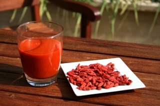 Goji Berry Juice Is Very High In Vitamins And Minerals.