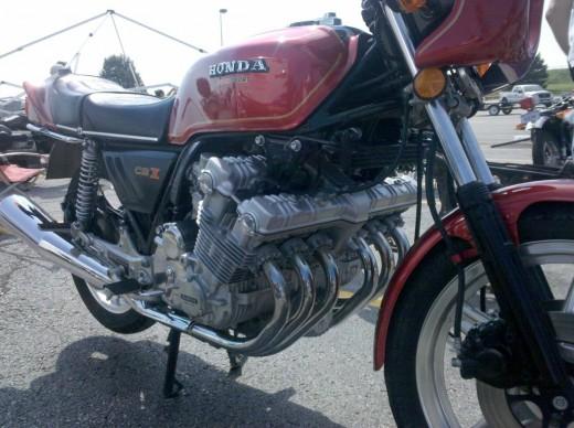 6 Cylinder Honda