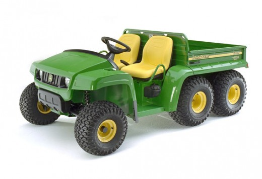John Deere Gator TH 6x4