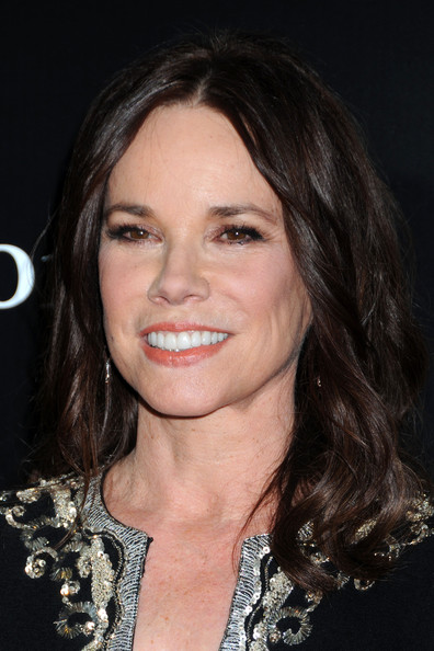 Barbara Hershey as the overbearing mother