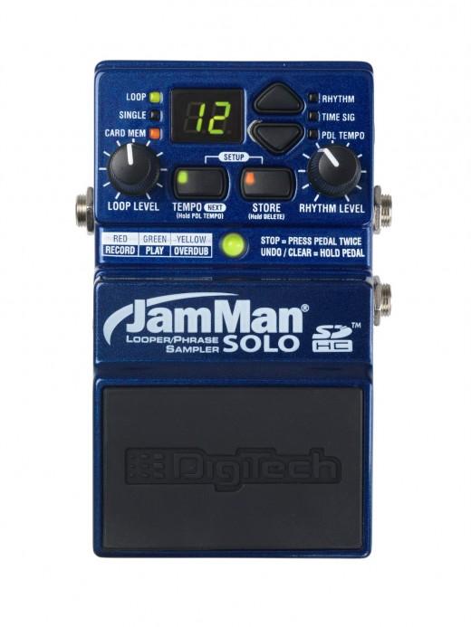 DigiTech JamMan Solo