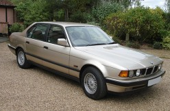 The E32 BMW 7-series (1986-1994)