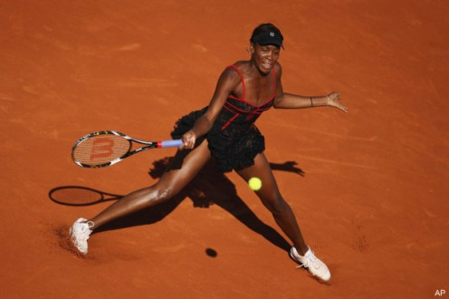 Day four of the French Open at Roland Garros on May 26, 2010 in Paris, France