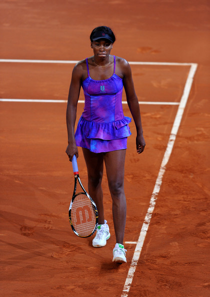 Sony Ericsson Open in 2009 and also at the Madrid Open