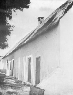 House in which Smuts was born. Image Smuts House Museum