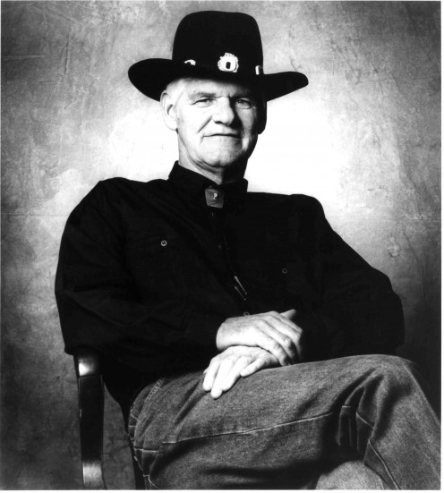 Harlan Howard, award-winning country songwriter.