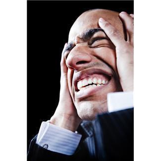 Wedding stress effects men too.