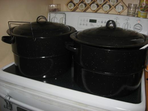 BIG Pots!