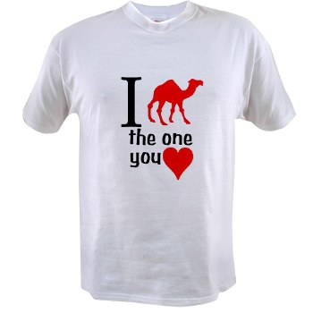 Red Camel Brandwear T-Shirt