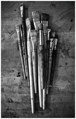 Brush Hour by Thestargazer23 (www.devaintart.com)