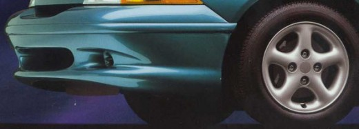 Front side bumper