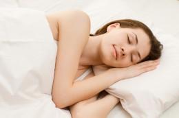 Sleep well to relieve stress