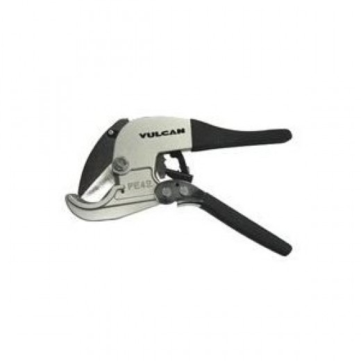 Vulcan Pvc Pipe Cutter Ratcheting PE-42-S