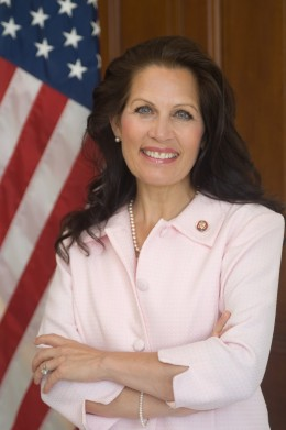 So Michelle Bachmann did not have enough support to challenge John Boehner for Speaker of the House, so it makes perfect sense that she is now talking about running for President. Yuh.