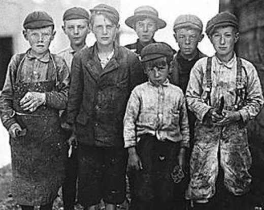 So many of our ancestors finished up in the workhouses that it's worth checking the records.