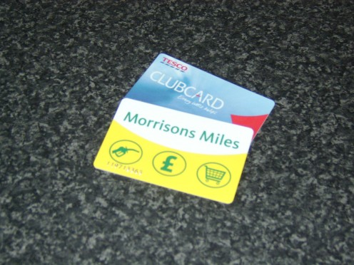 Supermarket loyalty and reward cards can provide excellent subsidiary benefits