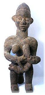 Unique carved image