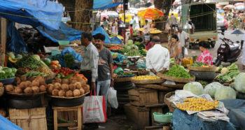 Gandhi Bazaar Market