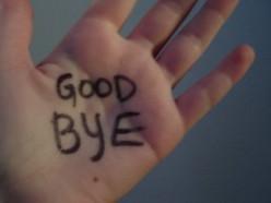 So long, Farewell...