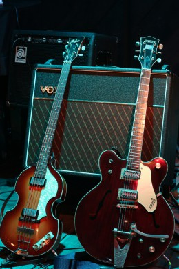 There would be no Music of 1965 memories without guitars. They are an important part of our music heritage.