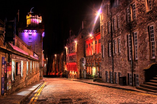 Edinburgh's Haunted Royal Mile
