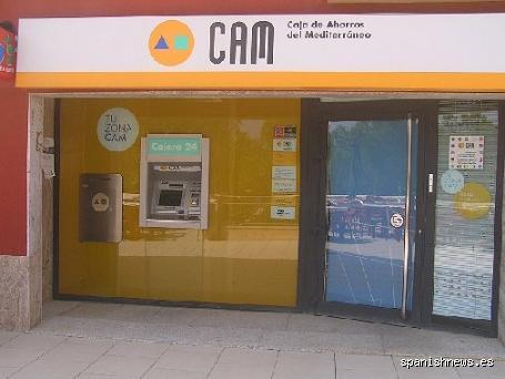 the CAM Bank