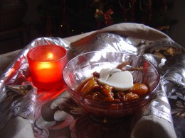 Spicy Christmas compote