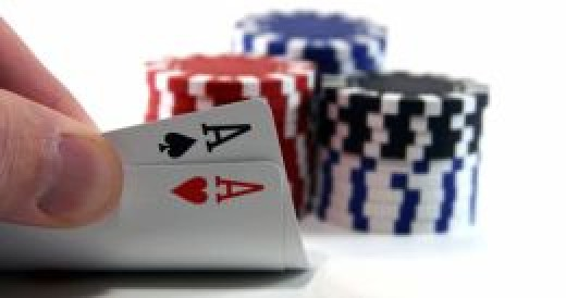 Shuffle up and deal... it's poker night, and tonight it's a Hold'em tournament...