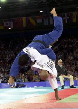 Uchi Mata - One of the most popular and spectacular hip throws used in Jiu Jitsu and Judo