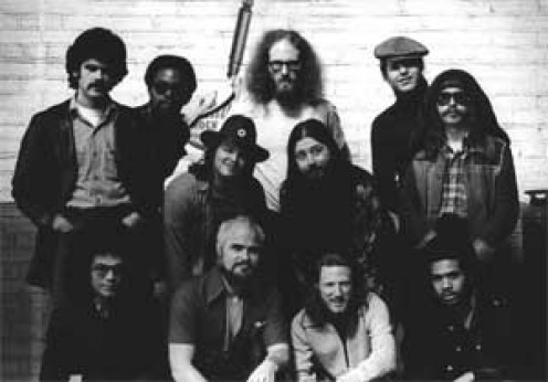 Tower of Power in 1973