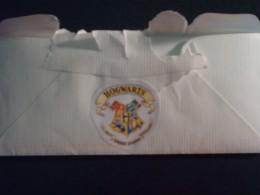 Envelope with a spiffy Hogwarts crest
