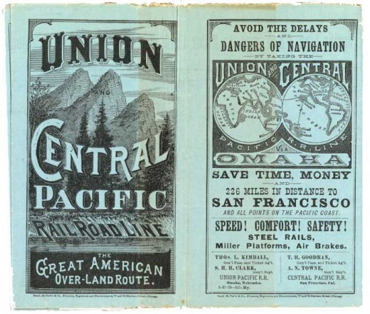 Also known as...the Pacific Railraod